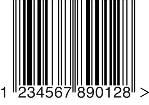 (25) UPC Codes Amazon Barcode Number GS1 Certified