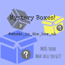 "Buy a ""Mystery"" Box - What's Inside? Hint = For Men, Guys"