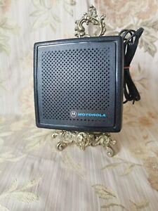 Police/Fire Radio Speaker