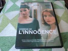"""DVD """"COMEDIE DE L'INNOCENCE"""" Isabelle HUPPERT, Jeanne BALIBAR / Raoul RUIZ"""