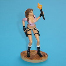 FIGURINE DE COLLECTION LARA CROFT CORE DESIGN TOMB RAIDER LEGEND EXPLORATRICE