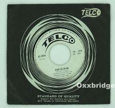"RARE CALYPSO Rawl Olton Reggae Ska AMBASSADOR""S COMBO Trinidad West Indies TELCO"