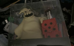 The Nightmare Before Christmas Oogie Boogie Make Up Brush Set. Box Damage.