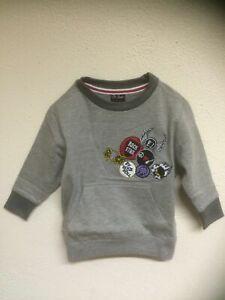 ED JOSEPH BOYS GREY SWEAT SHIRT VARIOUS SIZES CHILDREN'S CLOTHING