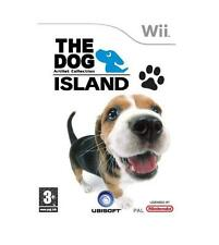 Dog Island (Wii) -48 cute puppy breeds to customise+play+make friends with =vg✔