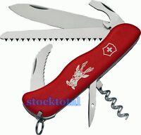 Navaja Suiza Victorinox Hunter Red 0.8573  19