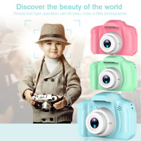 Mini HD 1080P 2.0 Inch LCD Compact Digital Camera For Kids Children Gift ACE