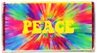 Peace Tie Dye Love Pocket Calendar Planner 2019-20 w/ Notepad PP35