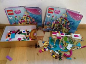 Lego 41063 Arielle Schloss