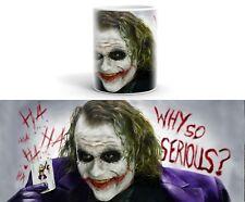 Heath Ledger The Joker (Batman) 11oz Mug by Forever Personal Designs