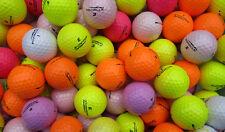 50 bunte Pinnacle Bling Golfbälle AAAA - AAA