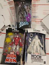 Marvel Legends Walgreens Moon Knight Silver Surfer Obsidian Silver Centurion