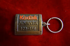 vintage kodak advantix key chain RARE
