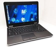 """Dell Latitude 12.5"""" Ultrabook i7 2.1GHz 8GB 256GB Windows 10 (E7240)"""