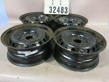 4 Kromag Stahlfelgen Nissan 6,5jjx16 ET40 LK 5x114,3mm ML 66mm #32483