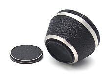 Genuine Werra Hood and Front Lens Cap - Zeiss Lens, UK Dealer