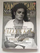 Michael Jackson VANITY FAIR Magazine Farrah Fawcett Jon Hamm Mad Men Sep 2009