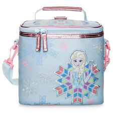 285fe3b47d7 Disney Store Frozen Queen Elsa Lunch Tote Bag New Girls Accessory Gift