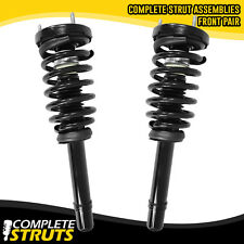 Front Quick Complete Struts & Coil Springs w/ Mounts for 2006-10 Hyundai Sonata