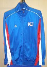 Kansas Jayhawks NCAA Adidas Classic Blue Kansas Jayhawks KU Large Jacket