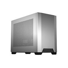 Brand New Boxed NCASE M1 v6.1 SFF Barebones PC Computer Case in Silver