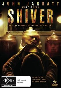 SHIVER DVD, NEW & SEALED, FREE POST
