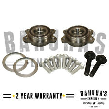 x2 REAR/FRONT WHEEL BEARING FOR AUDI A8 MK2, R8, R8 SPYDER 2002-2015