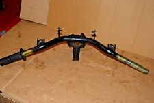 Honda melody handlebars - Clearing parts see ebay shop