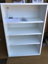 White Tall Wall Cabinet 600mm