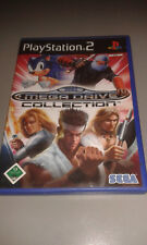 Sega Mega Drive Collection (Sony PlayStation 2 PS2 Spiel)