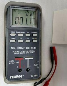 Universal Professional LCR Meter - Tenma 72-960 Avo Megger B131