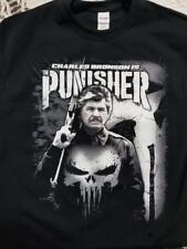 The Punisher shirt Charles Bronson collectible movie clothing humor netflix 2018