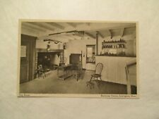Tap Room Buckman Tavern Lexington Massachusetts MA Postcard