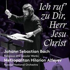 Ich Ruf Zu Dir / Herr Jesu Christ [New SACD] Hybrid SACD