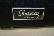 IBANEZ DELUXE PRESTIGE HARD CASE FITS IBANEZ TALMAN SOLID BODY ELECTRIC GUITARS