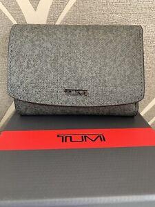 New Tumi Trifold Wallet
