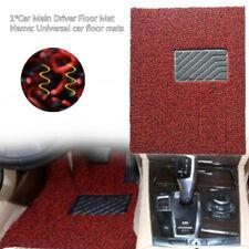 Automotive Car Main Driver Coil Floor Mats Footpad Wear-resistant Pedal Carpets