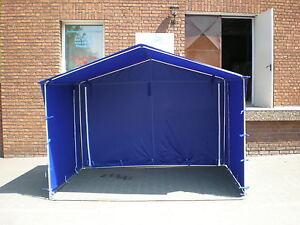 Neu 3 x 3 m Steckzelt Marktzelt Verkaufszelt Anglerzelt Verkaufsstand Zelt !!!