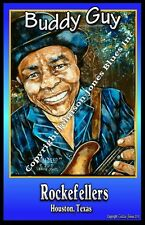 Buddy Guy Poster by Cadillac Johnson