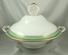 Count Thun ~ Antique ~ Covered Serving Bowl/Casserole - Round
