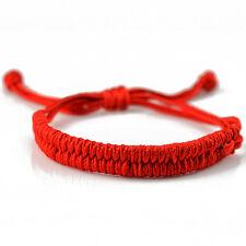 1Pcs Kabbalah Red String Bracelet Lucky Charm Jewelry Evil Eye RACHEL TOMB NEW!!