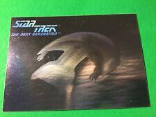 Star Trek The Next Generation cards INSERT HOLOGRAM - Ferengi  - Card #04H
