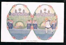 LE MAIR, H.Willebeek - Little Polly Flinders Postcard #12223