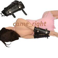 Armbinder Locking BDSM Arm Restraint Glove Sleeve Lockable Slave Game Sex Toy