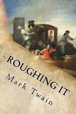 Roughing It by Mark Twain -Paperback