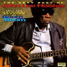 "CD - Album ""The Very Best Of John Lee Hooker"" - 2009-77"