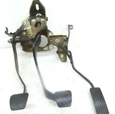 88-91 Honda Civic Clutch Brake Pedal Set Manual Hatchback CRX Sedan Wagon MT Si