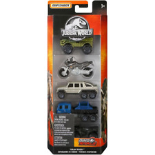 Matchbox Jurassic World Die-cast 5-Pack Assortment