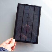 9V 3W 330mA Mini monocrystalline polycrystalline solar battery Panel charge cv1