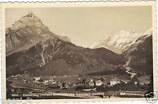 Suisse - KANDERSTEG - BIRRENHORN und BLUMLISALP